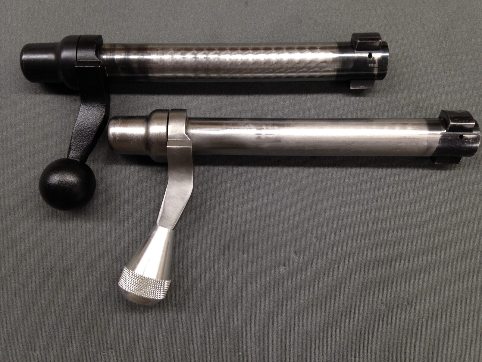 Over size bolt knob
