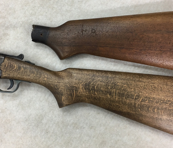 Gun Cleaning and Oiling Services